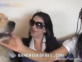 Fantastic threesome scene with cock-crazed Latinas